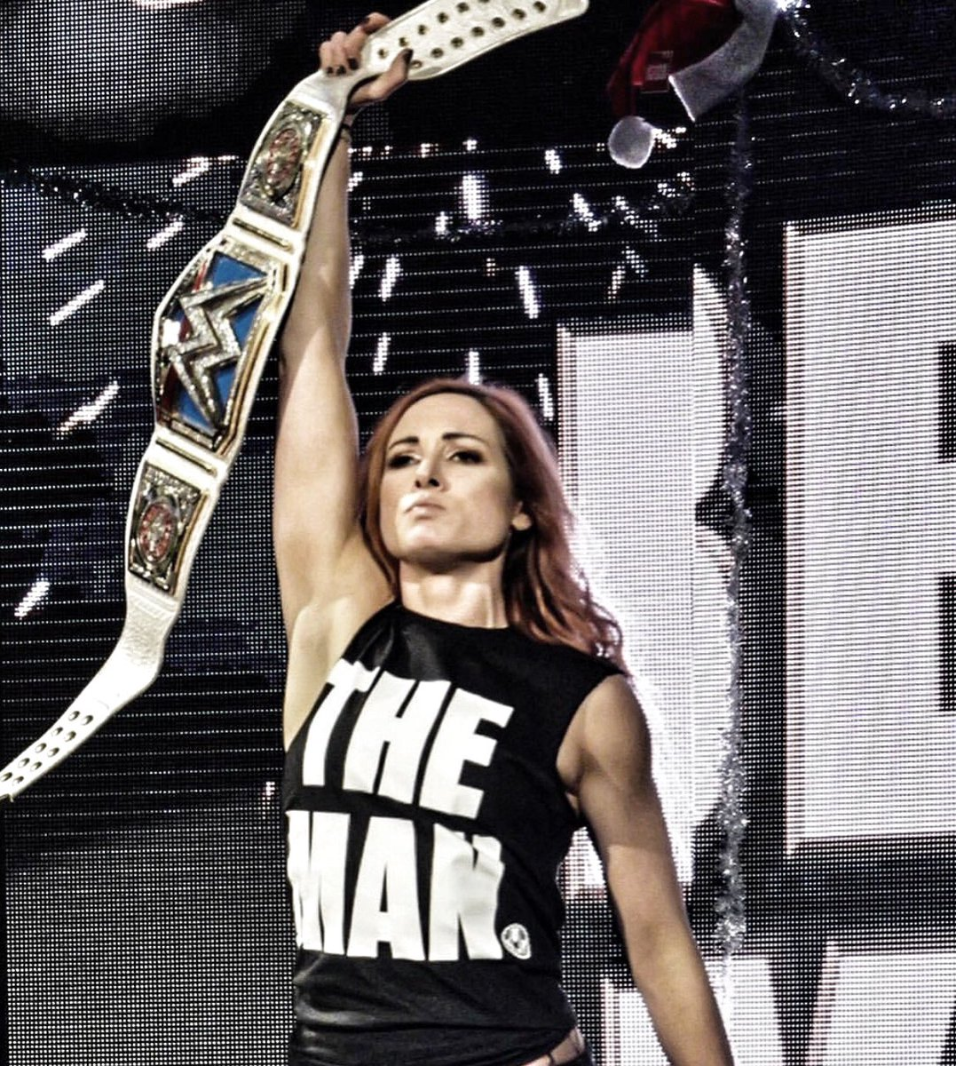 The Man's photo on #WWETLC