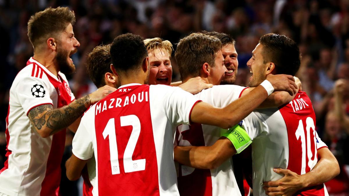 Video: Ajax vs De Graafschap