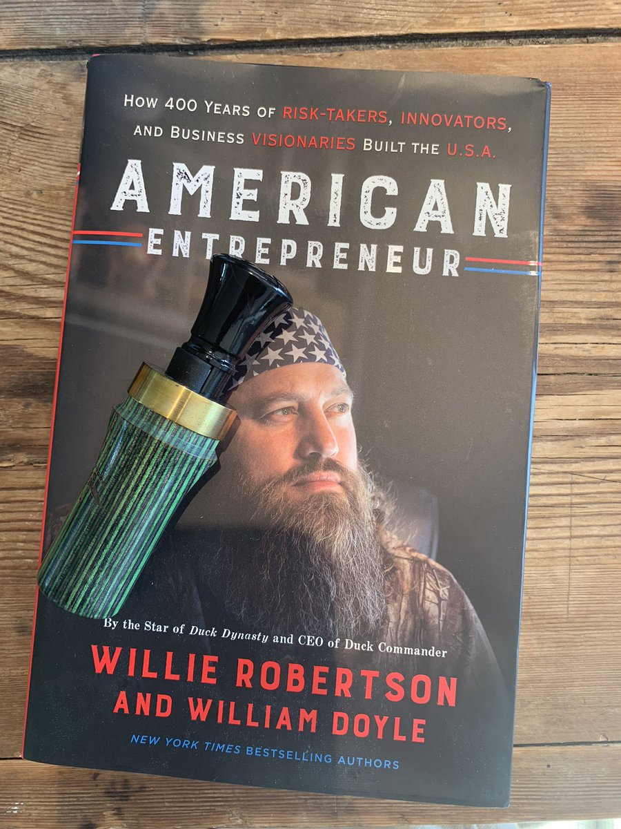 My friend, @williebosshog wrote a terrific new book. This will be my Sunday read. Well done, Willie.