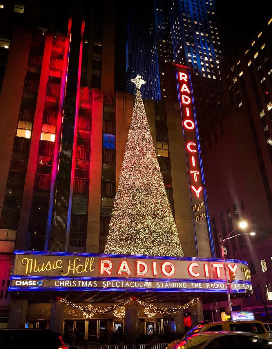 Radio City Music Hall Christmas Spectacular.Christmasspectacular Hashtag On Twitter
