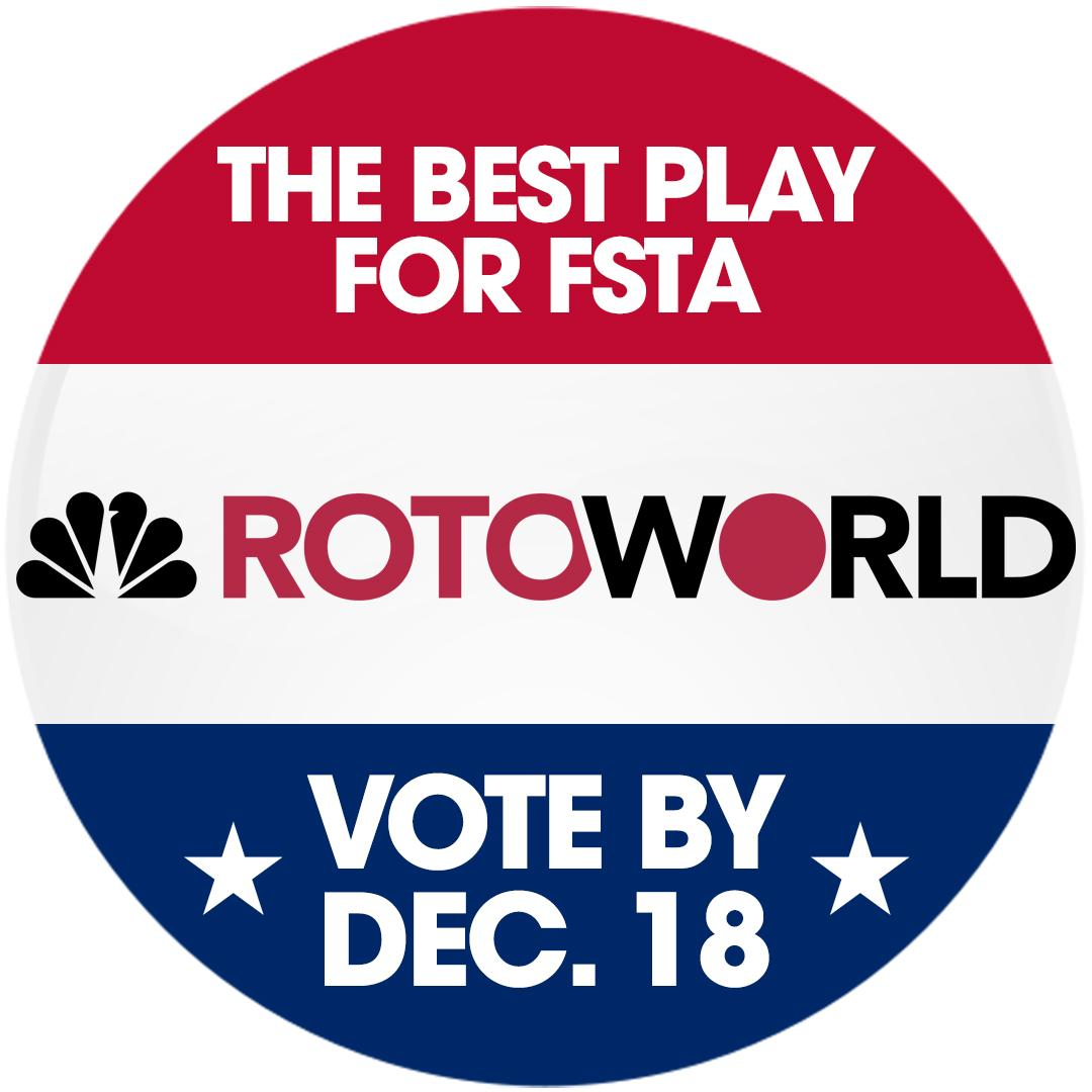 561781babb8e rotoworld has been nominated for two fantasy sports trade association fan  vote awards to lend us