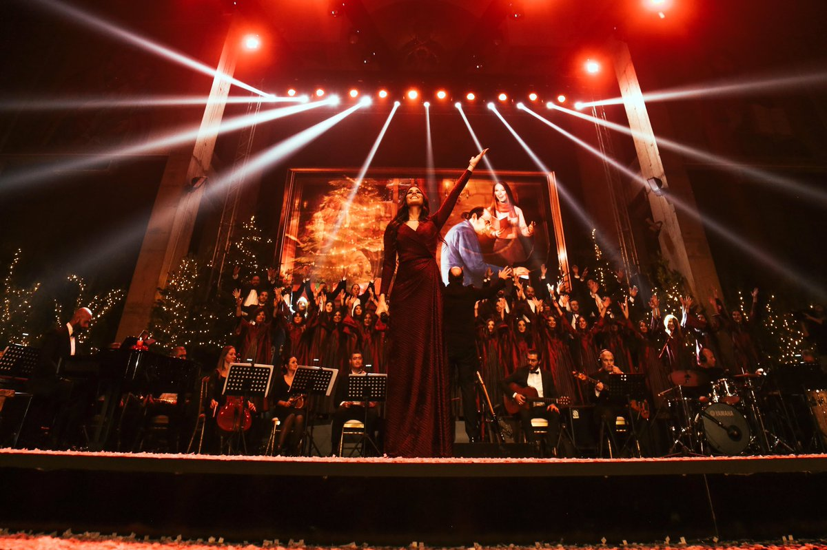 #Hallelujah #christmas #concert #maghdouche #mantarapic.twitter.com/5KoEIqZ84w