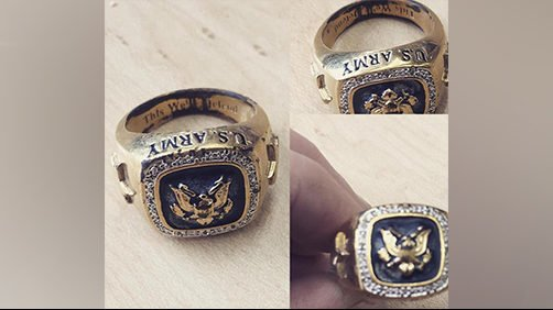 SHARE: Woman trying to return U.S. #Army ring found at #Georgia #DairyQueen | Read more: https://t.co/iWMTcs9QqC