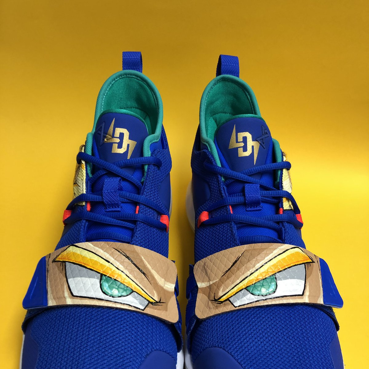 luka doncic custom shoes