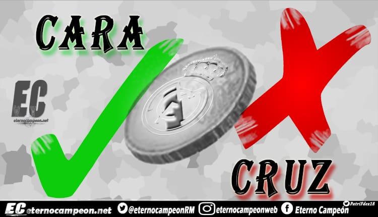 Cara y Cruz   Real Madrid Juvenil A 4-0 Real Valladolid http://eternocampeon.net/cara-cruz-real-madrid-juvenil-a-4-0-valladolid… Por: @RMFabrica #DivisióndeHonor #LaFábrica #HalaMadrid