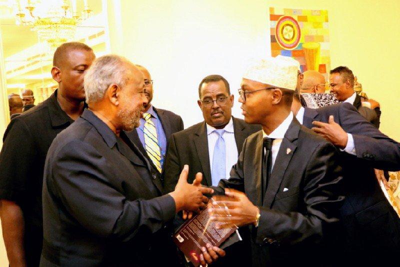 Djibouti Song 2018 Anti Feixista