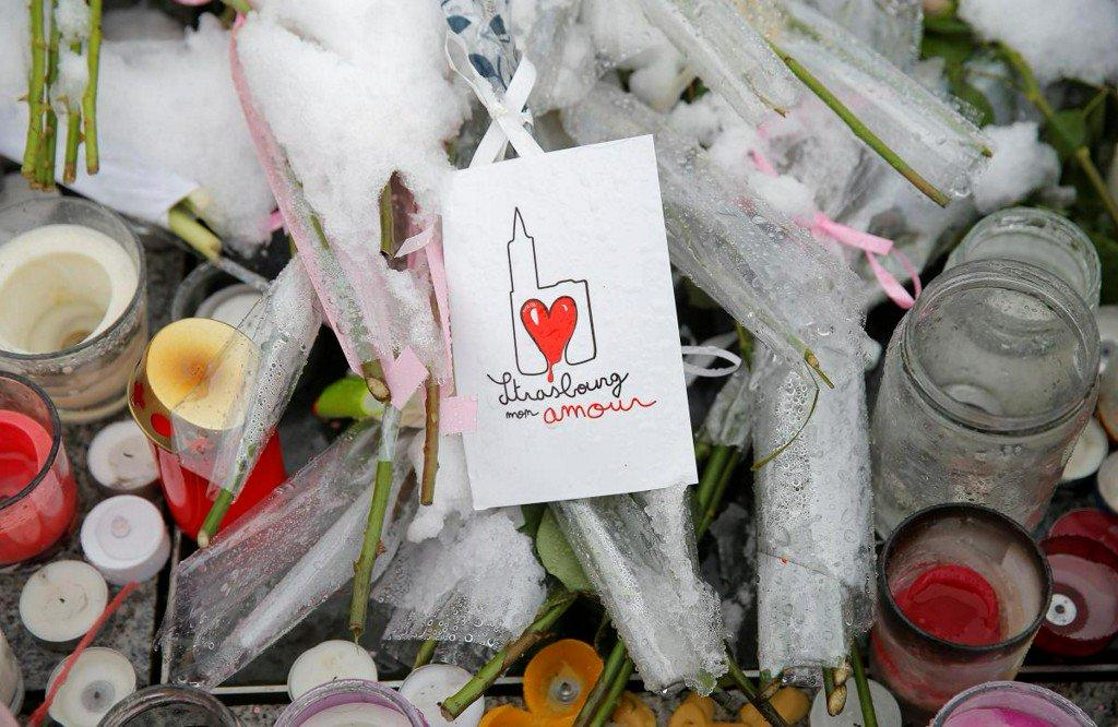 Fifth victim of Strasbourg market attack dies: prosecutor https://t.co/uaZ2CdcfW8