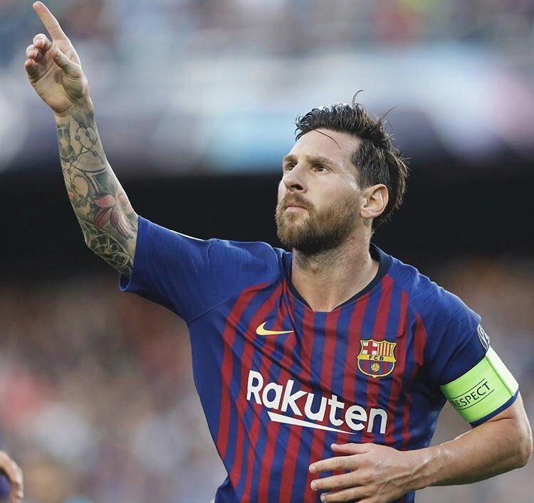 Futmais's photo on Lionel Messi