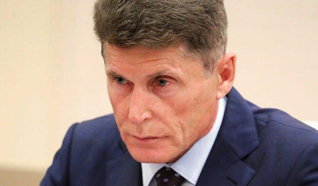 Кожемяко выиграл выборы на пост губернатора Приморья:  https://t.co/8UCO11dhQo