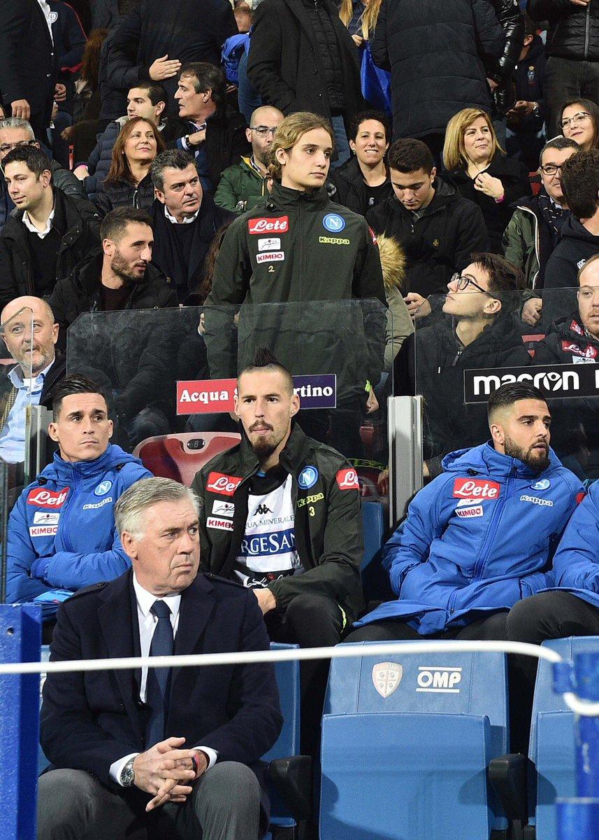Quella di Cagliari è la quarta vittoria consecutiva fuori casa in campionato #ForzaNapoliSempre