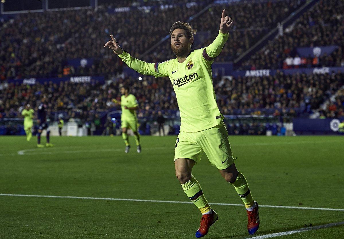 Bleacher Report's photo on Messi