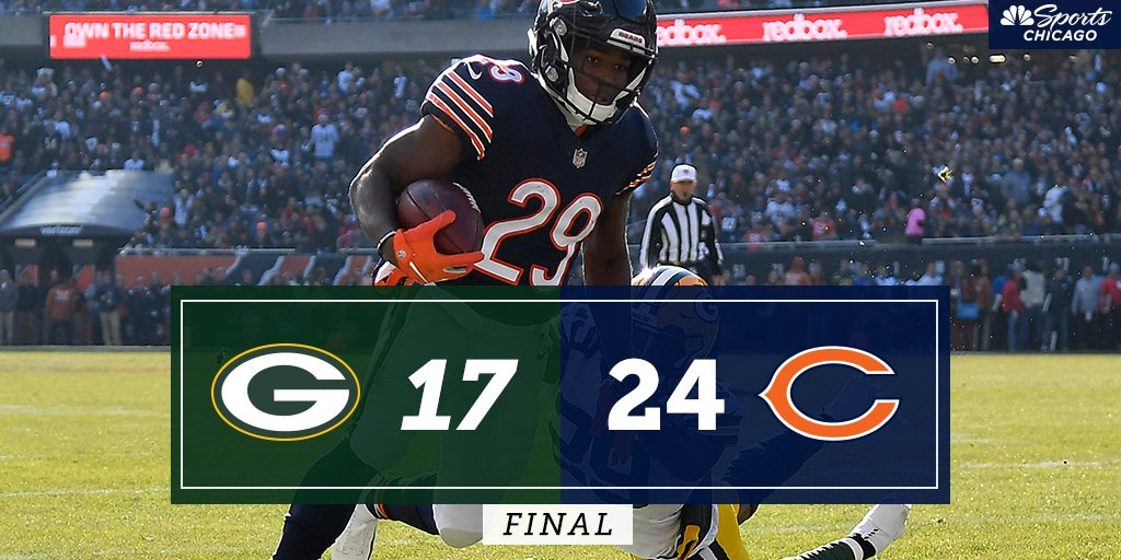 Winning the division is even sweeter when you do it against the Packers!   The party continues with the #FootballAftershow RIGHT NOW: https://t.co/Tyt9ZzWczJ