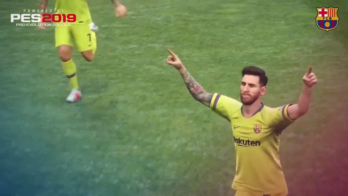📌 الدقيقة 60: الرابع، الرابع، الرابع، الرابع (0-4)  👑ومن غيره؟ ليووووو #ميسي👑  ⚽#LevanteBarça 💪#ForçaBarça