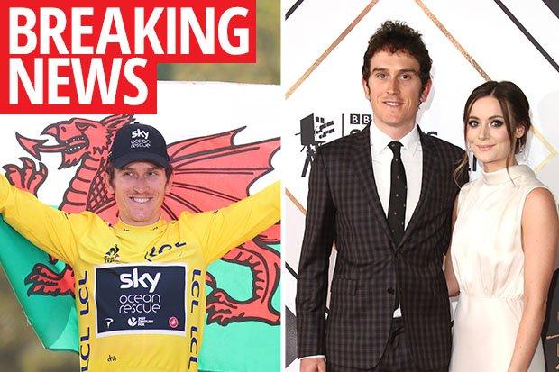 BREAKING: Geraint Thomas WINS BBC Sports Personality of the Year #SPOTY  https://t.co/bB3VheguRu