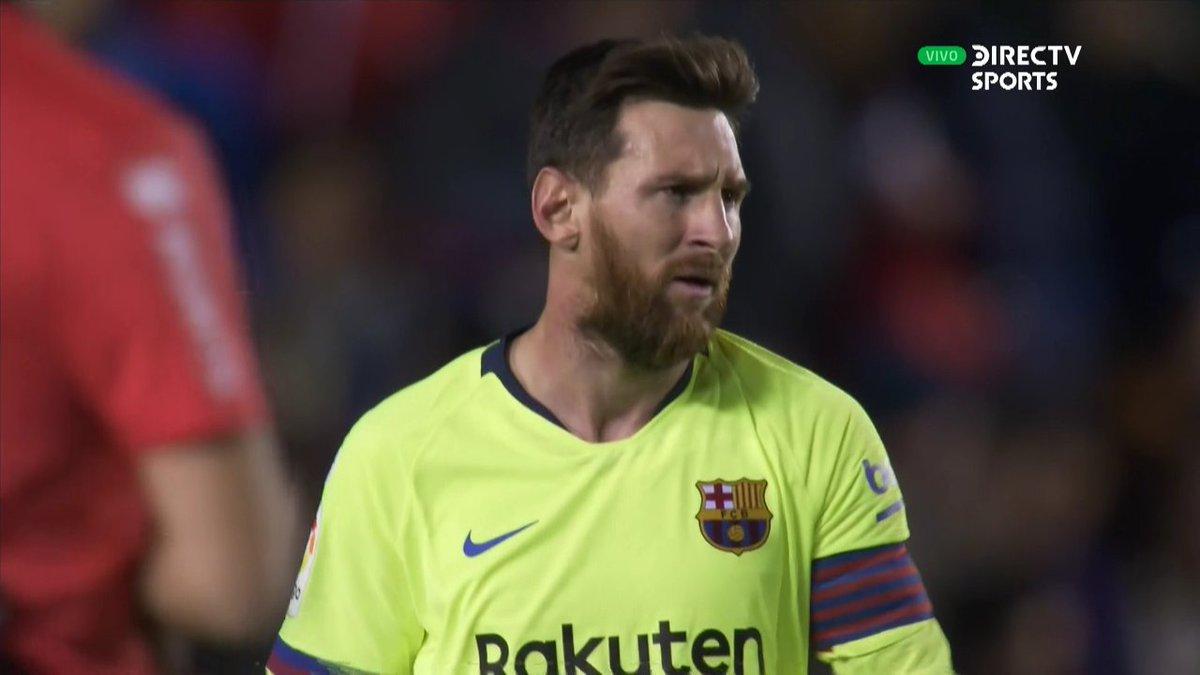 ⚽ 14 goles 👏 9 asistencias ✅ De las cinco grandes ligas de Europa, Messi es el máximo goleador y el jugador que ha participado en más goles esta temporada.  ¿De qué planeta vino el 10? 😮☄  #LaLiga #FutbolEnDIRECTV🇪🇸