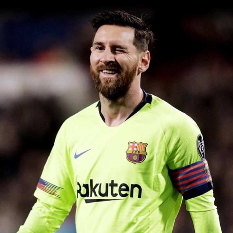 Invictos's photo on Lionel Messi