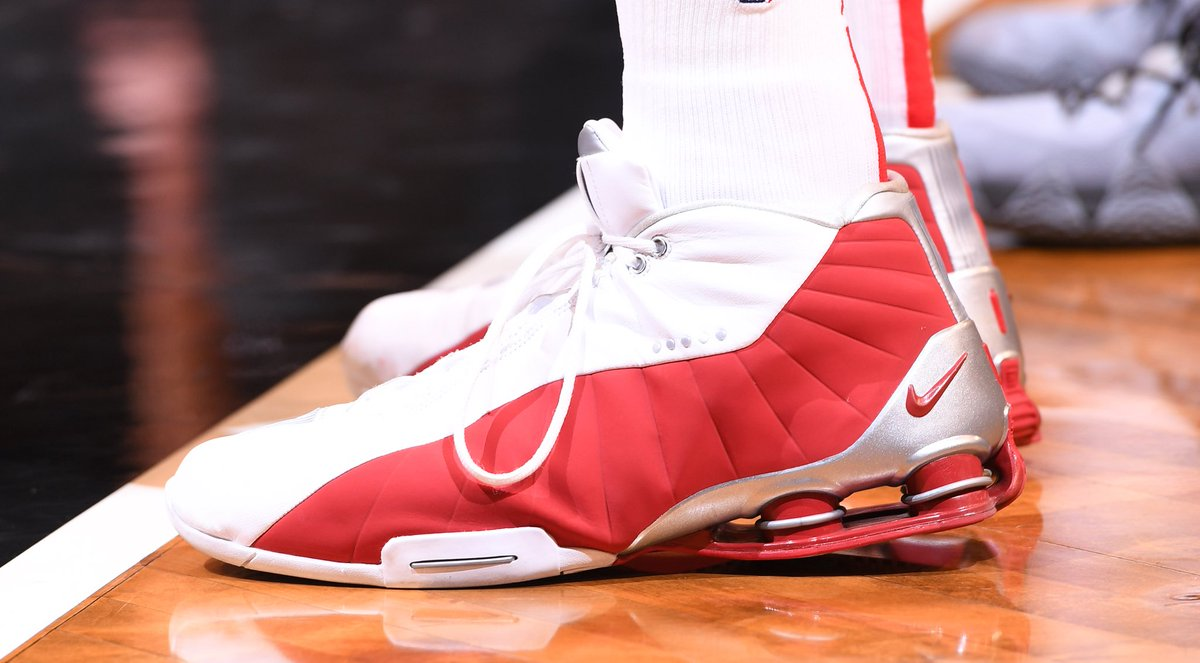 48f1cd9eb975b3 solewatch mrvincecarter15 bringing the bounce to brooklyn in nike shox bb4s  matteomarchiph