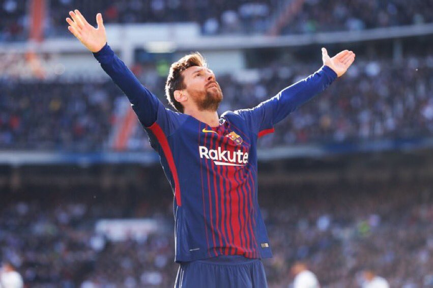 Footy Accumulators's photo on Lionel Messi
