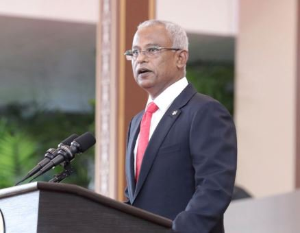 Maldives President Solih arrives on 3-day visit, to meet PM Modi today https://t.co/YhgNPbFZJm