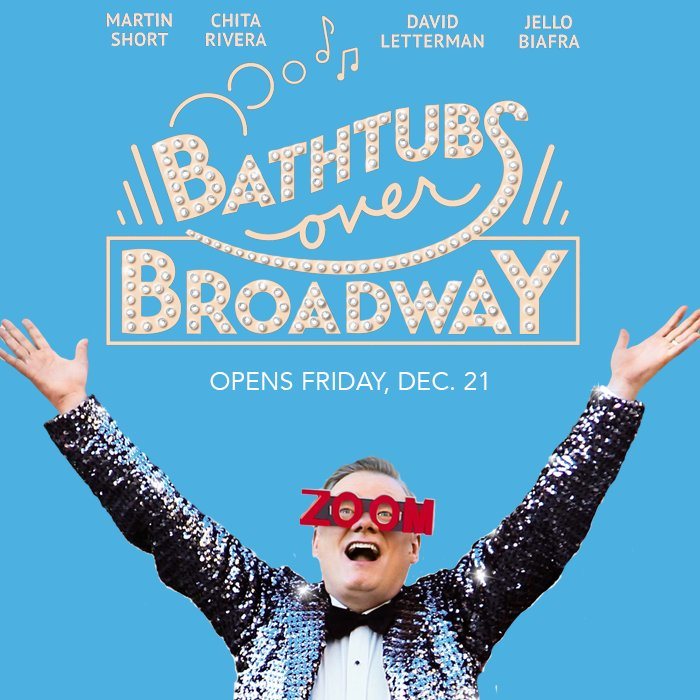 bathtubsoverbroadway hashtag on twitter