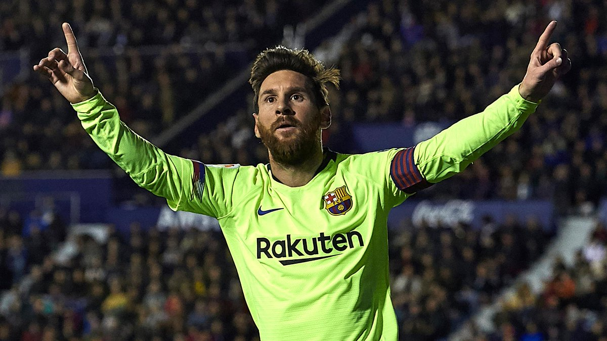 ESPN FC's photo on Messi