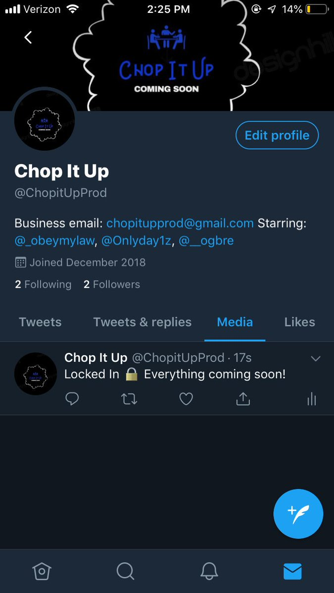 Chop It Up (@ChopitUpProd) | Twitter