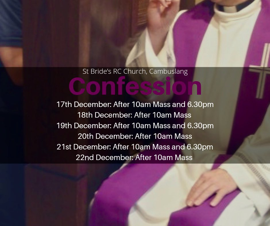 St Bride's RC Church on Twitter: