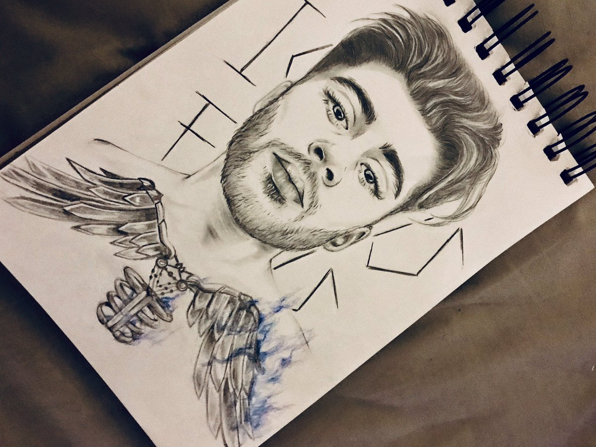 I don't even know how many times I played Icarus Falls while drawing this but apparently not enough since it's still on repeat ☝🏼