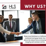 Image for the Tweet beginning: Home Loan Solutions is a