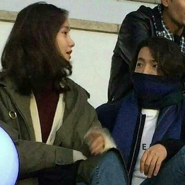 Donghae ja Yoona dating