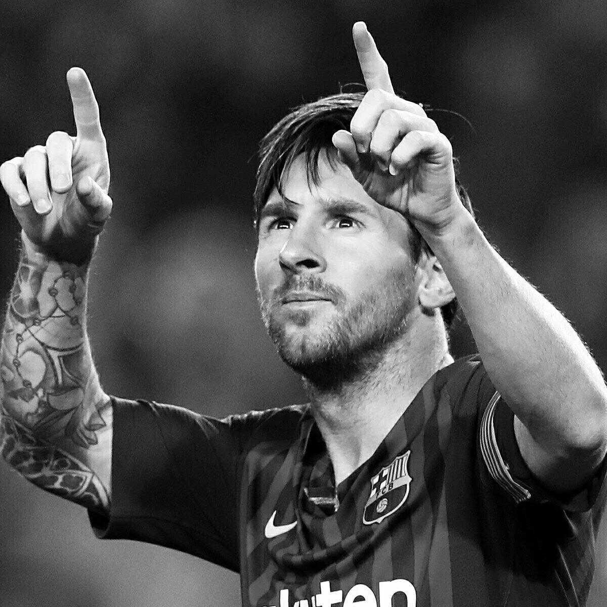 Lionel Messi es galardonado