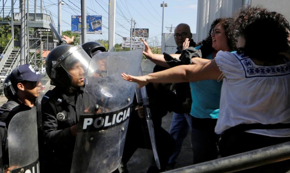 Chile rechaza acciones del Gobierno de Nicaragua contra ONG https://t.co/nvtXwuT8Dr