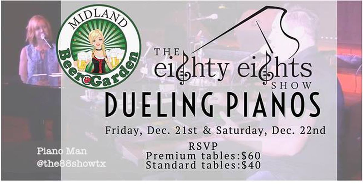 Midland Beer Garden to host interactive piano show https://t.co/FzvicAz913