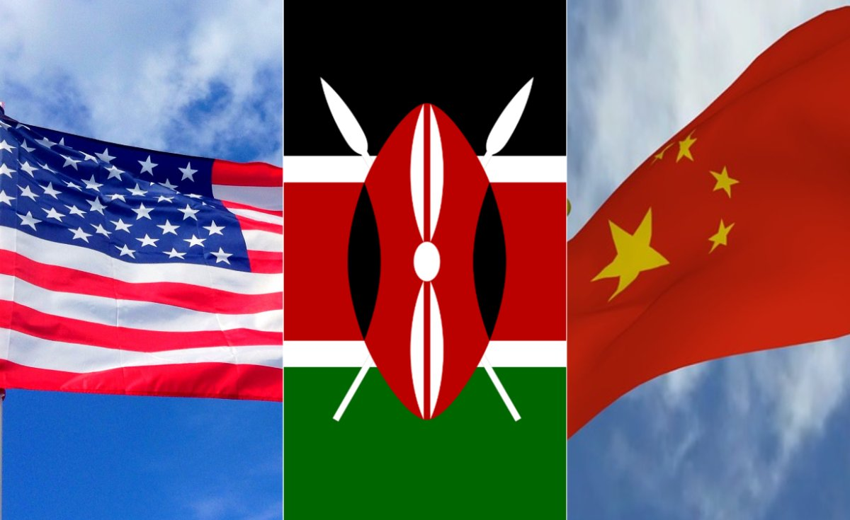 Tough Balancing Act for Kenya As China and U.S. Battle for Its Heart: https://t.co/VPsGxmAdvC #Kenya