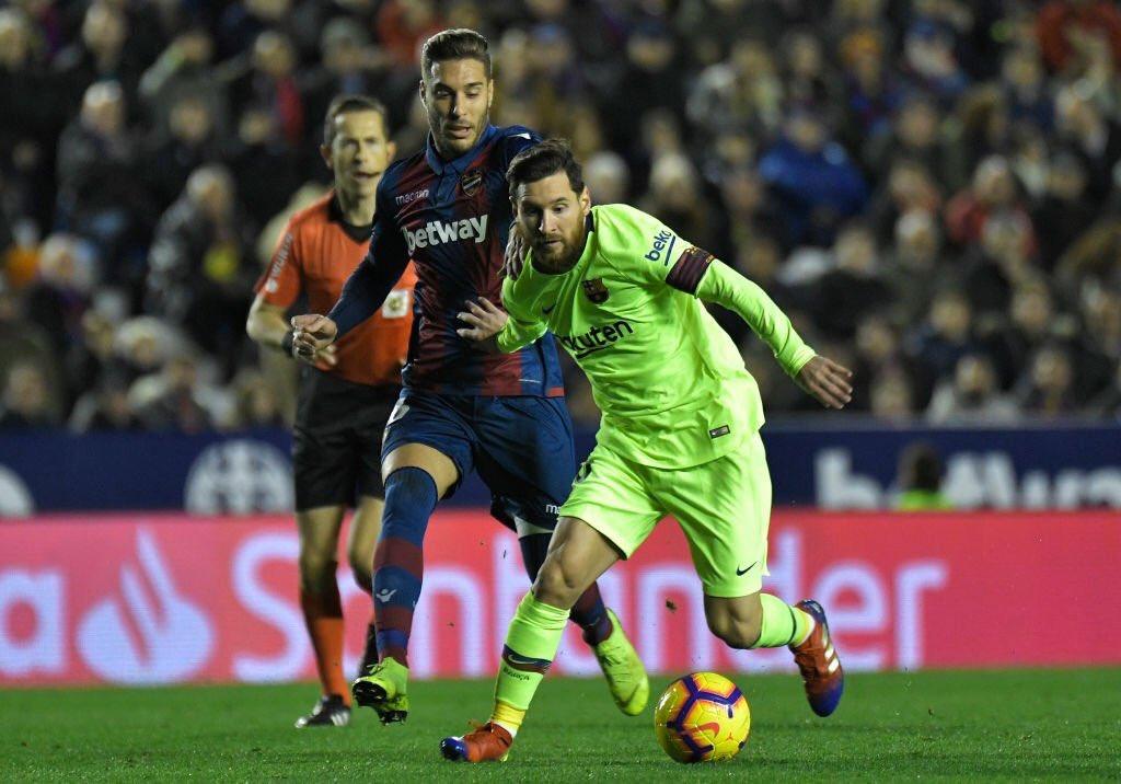 WhoScored.com's photo on Lionel Messi