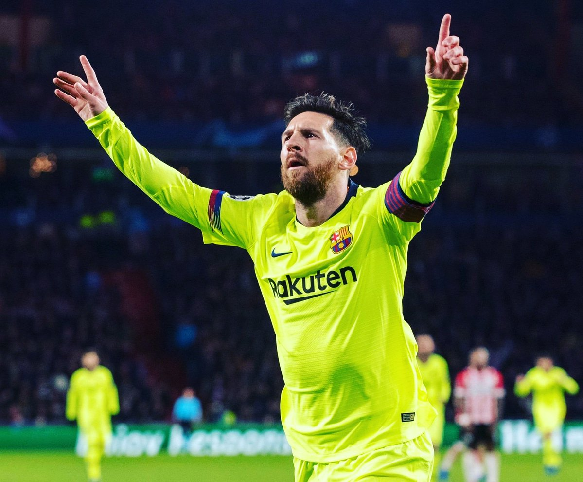 Barcelona Worldwide's photo on Lionel Messi