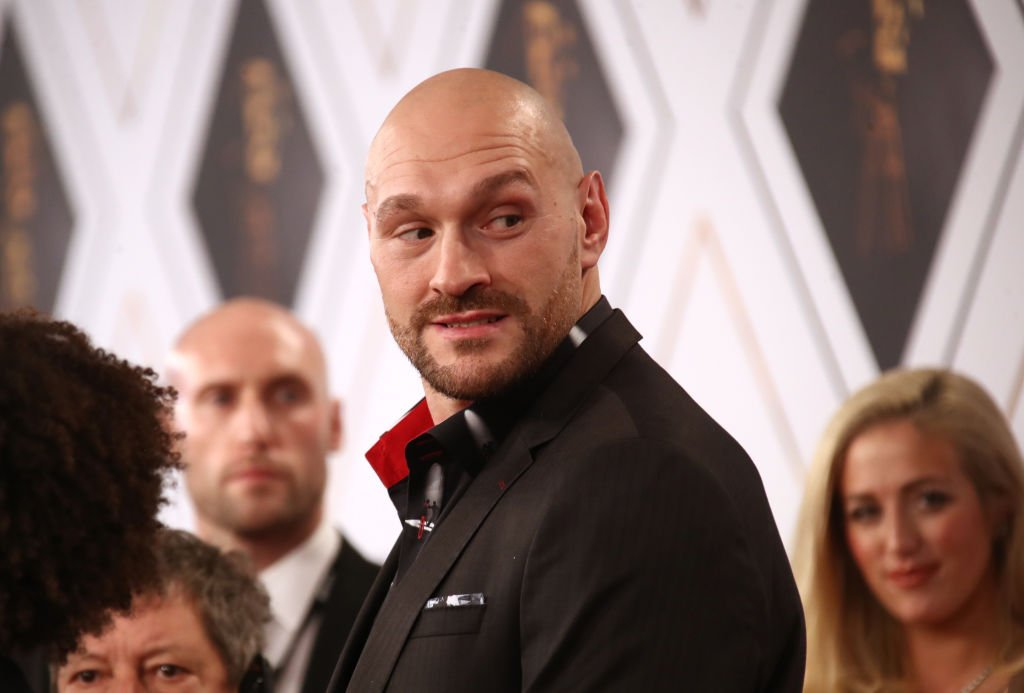 'We need to spread the word on mental health more in sport because a lot of people are still living in darkness.'  Tyson Fury says it's important to talk about mental health.  👉 https://t.co/nMst4Imvp8  #SPOTY