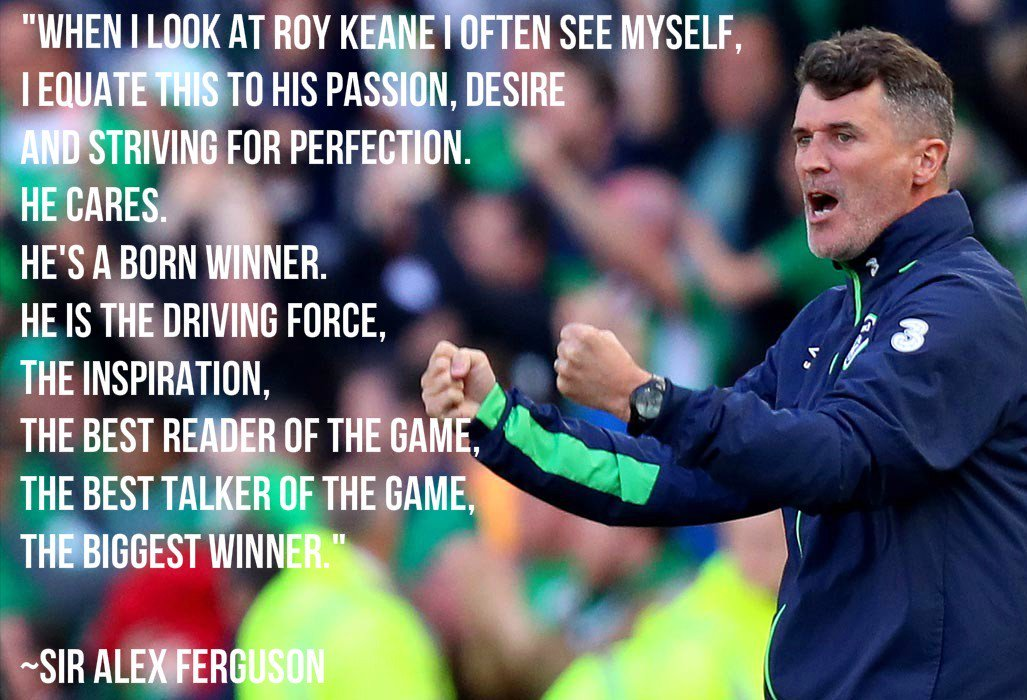 Want Manchester United's identity back?  Roy Keane for manager!