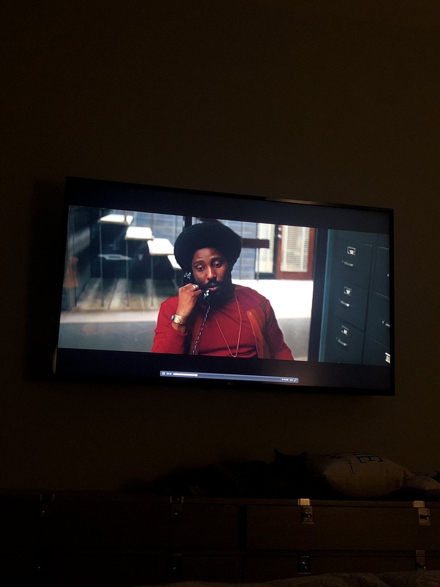 I haven't been this moved by a movie in a very long time @BlacKkKlansman is a must see <br>http://pic.twitter.com/p1CT8fsnBw