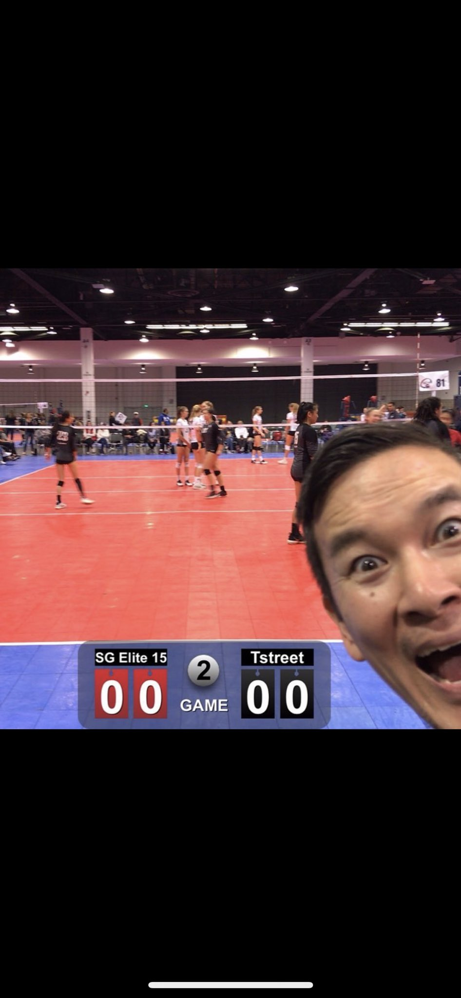 Sg Elite Vbc On Twitter Surprise It S Our Director Kenji Parents Be On The Look Out For Guest Appearances In Your Videos This Year