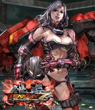 Tekken Force On Twitter For Future Dlc I Would Pick These Three Characters 1 Sexy Female Tekken Force Soldier 2 Jun Kazama 3 Zafina Https T Co T0jcqtw8u2