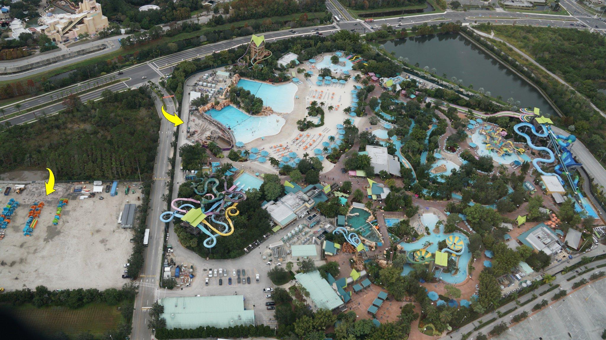 Aquatica Orlando Karekare Curl En 2019