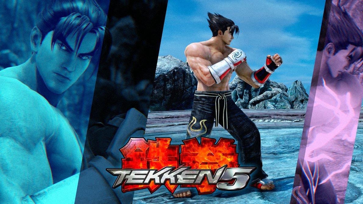 Wonkey On Twitter Tekken 5 Inspired Jin Kazama By Mattplara