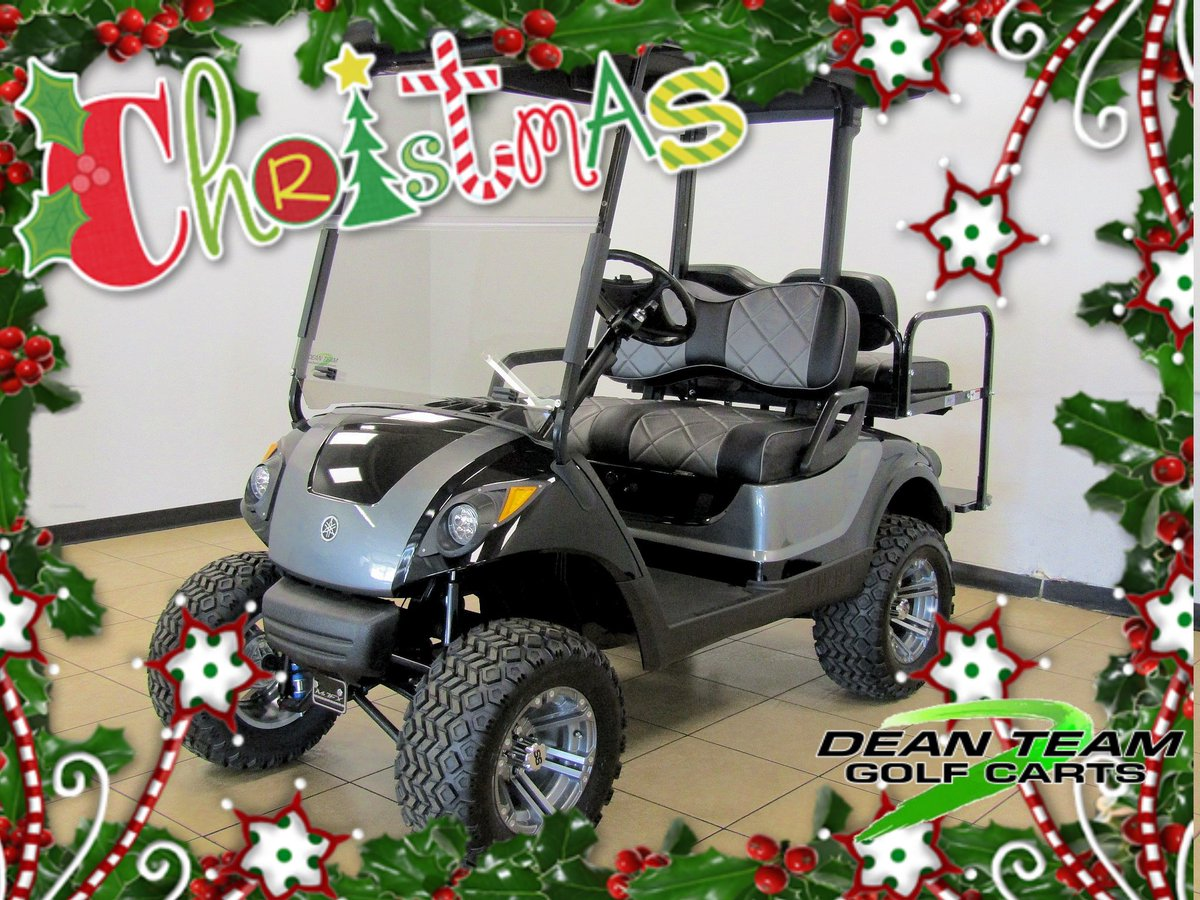 Golf Cart Christmas Decorations.Dean Team Golf Carts On Twitter On The 7th Day Of