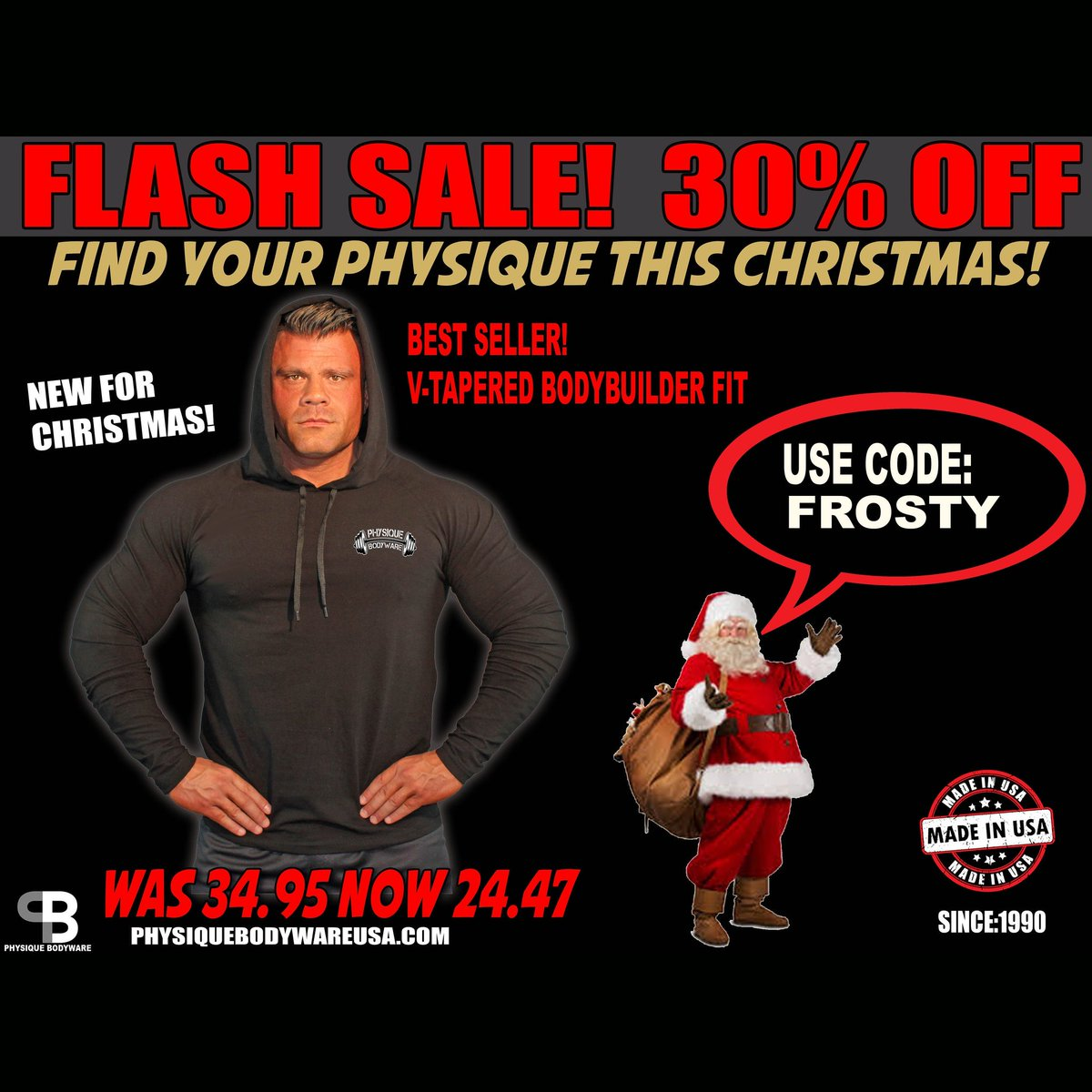 d925954d77dfb Physique Bodyware on Twitter