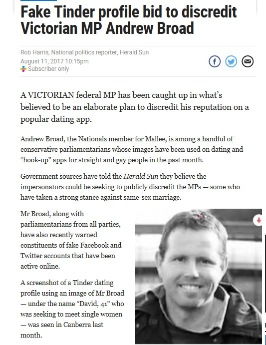 fake tinder profile app