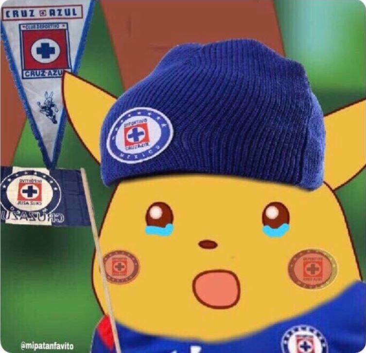 Memes Cruz Azul vs América 2018