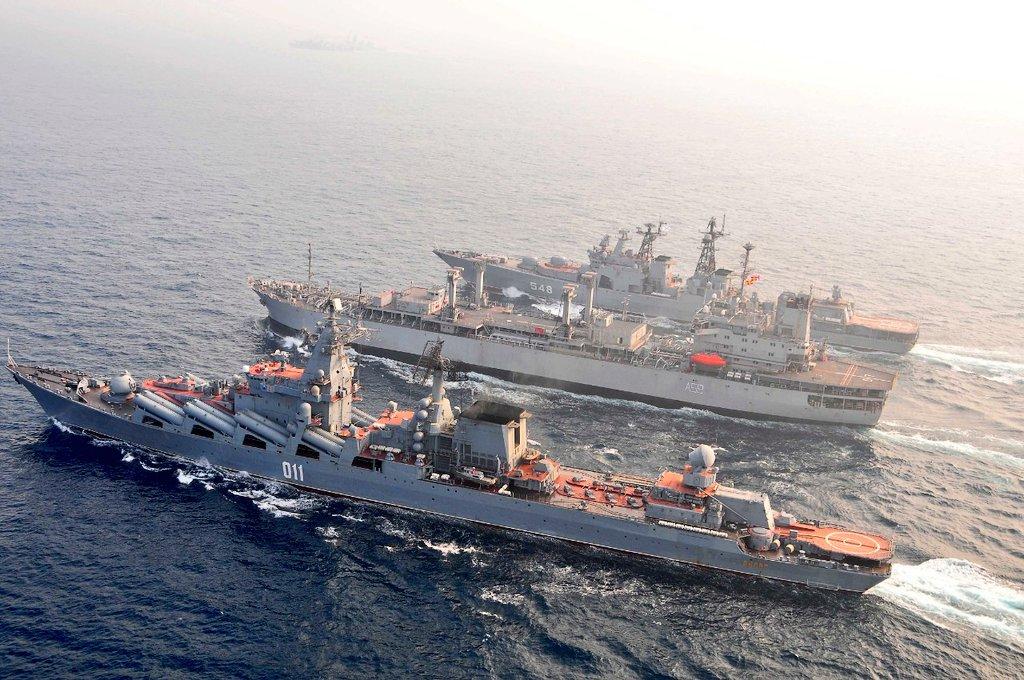 Russian Navy: Status & News #4 - Page 29 DulreERW4AE6U_E
