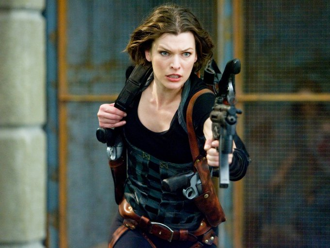 ON THE TODAY:   HAPPY BIRTHDAY MILLA JOVOVICH  Listen Live -