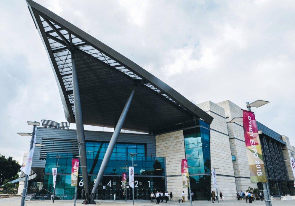 tel aviv convention center pavilion 2 - 898×628